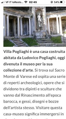 Museo Pogliaghi al Sacro Monte