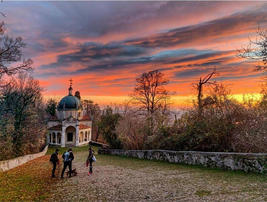 Cappella al  Sacro Monte